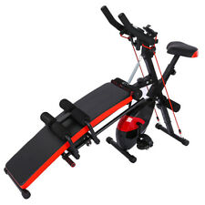 Multifunction Home Gym Fitness Equipment Indoor Cycling Bike Abdominal Trainers