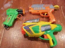 Lot of 3 Dart Gun Blasters