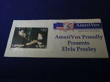 $10 AmeriVox Calling Card - Elvis Presley on Telephone
