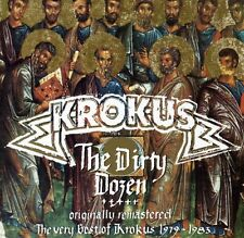 Krokus - Dirty Dozen: Very Best of [New CD] Germany - Import