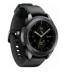 SAMSUNG Galaxy Watch 42mm SM-R810 Smartwatch Bluetooth Only - Midnight Black