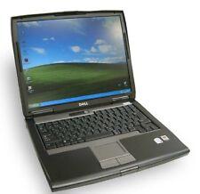 "Dell D520/620 14.1"" Laptop, 80GB, RS232 Serial Com Port, XP Pro, Refurbished"