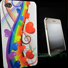 Custodia back cover rigida CORE per Apple iPhone 4 / 4S