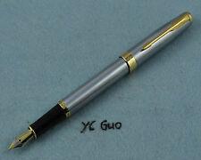 Baoer 388 Steel Fountain Pen Fine Nib