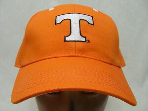 TENNESSEE VOLUNTEERS - NCAA/FBS/SEC - ADJUSTABLE SNAPBACK - BALL CAP HAT!