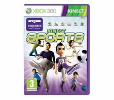 Kinect Sports (Xbox 360) VideoGames Used VGC inc manual clean disc and box