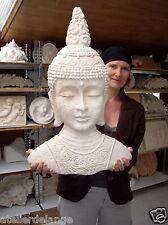 Bouddha thaïlandais grande tête mural ou fontaine 3182