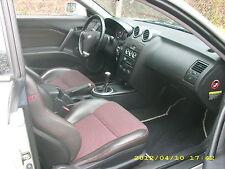 Hyundai Coupe GK   - SITZKISSEN UNTEN  ROT --- GUTER ZUSTAND  FÜR   2002-2010