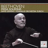 Beethoven: Missa Solemnis 2005 by David Zinman; Tonhalle Orchestra Zu Ex-library