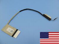 NEW LVDS LCD VIDEO DISPLAY CABLE for TOSHIBA C75D-C7217 C75D-C7224 C75D-C7232