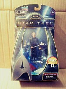 Star Trek 2009 movie Playmates action figure Nero w transporter part mip