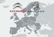 Citroen Peugeot Sat Nav LATEST Map UPDATE 2020 FULL Europe USB SMEG+RT6 eMyWay