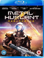 Metálica Hurlant - Resurgence Blu-Ray Nuevo Blu-Ray (KAL8446)