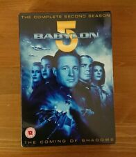 BABYLON 5 COMPLETE Second 2 SEASON DVD BOX SET Brand New And Sealed