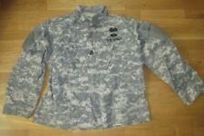 US Kampfhemd - Coat - ACU - mit Effekten - Gr. XL - Regular
