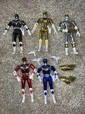 Mighty Morphin Power Rangers Mmpr Movie Figures Set of 5