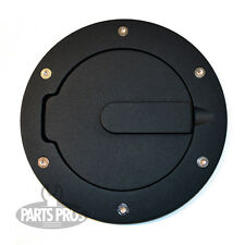 NEW Gloss Black Non-Locking Gas Fuel Door / FOR RAM 1500 2500 PICKUP 2013-2015