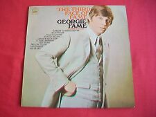 GEORGIE FAME - THE THIRD FACE OF FAME - UK LP - 1968 CBS 63293 - VERY GOOD+ COND