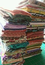 Lot of 15 fat quarters, No Duplicates, 100% Cotton Quilting Fabric, high quality