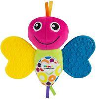 Lamaze MINI BUTTERFLY TEETHER Baby Developmental Toy BN