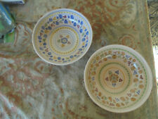 2 Stunning Vintage Bowls Marked One Arrow Through S 302