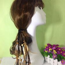 1pc Boho indiano Piuma Fascia per Capelli Cappelli Parrucche Corda in / su Capelli Extension Hippie