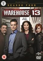Neuf Warehouse 13 Saison 4 DVD