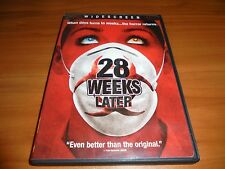 28 Weeks Later (DVD, 2009, Widescreen) Robert Carlyle Used