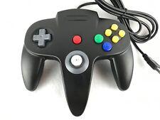 Nintendo N64 Controller NUS-005 Style Controller Unbranded USB Connector Black