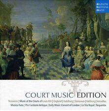CD de musique classique en coffret édition