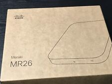 Cisco Meraki MR26-HW  Dual-Radio 3x3 MIMO 802.11n Indoor Wireless Access Point