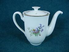Royal Copenhagen Primavera Pattern 1515 Coffee Pot with Lid