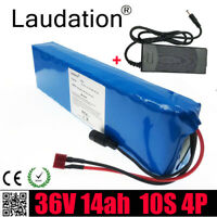 Laudation Electric Bicycle Li-ion Battery 60V 12ah 16S Built-in Samsung  Battery