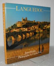 Languedoc France Color Photo Illustrated History Culture. Gift Quality