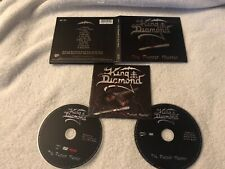 KING DIAMOND THE PUPPET MASTER CD+DVD RARE OOP MERCYFUL FATE