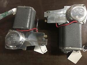 LUCAS 1961-1967 AC COBRA 260 289 427 WIPER MOTOR JAGUAR MK2 MKII LHD REBUILT