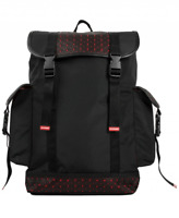 SPRAYGROUND ORIGAMI RUBBER RECON - Black & Red - Very Rare - Limited Edition