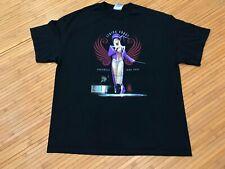 Xl - Vtg 2003 Cher Living Proof Farewell Tour Cotton T-shirt