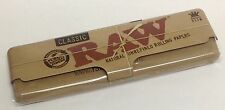 Rolling Paper Case Tin RAW Elements  King Size Slim 1.25 11/4   Buy 3 Get 1 Free