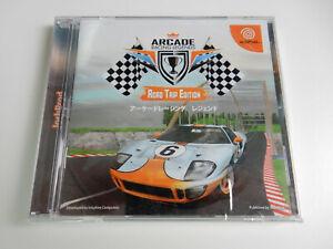 Arcade Racing Legends - Road Trip Edition für Sega Dreamcast - NTSC/J - Neu !