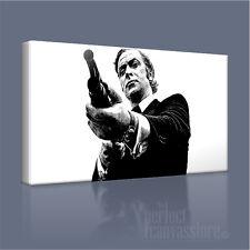 Michael el Caine Get Carter Retro icónica lona Imagen de Impresión Arte Pop Art Williams