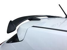 NEW HYUNDAI I30 HATCH BLACK SPOILER HIGH QUALITY ABS PLASTIC RRP $799
