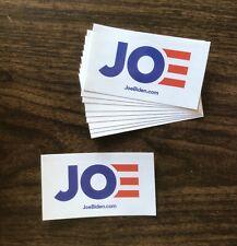 10 Joe Biden for President 2020 Campaign Stickers