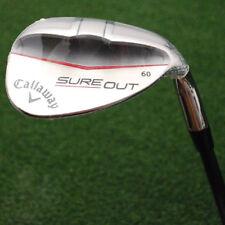 "Callaway Golf ""Sure Out"" 60º Lob Wedge UST Mamiya 65 Graphite - NEW"