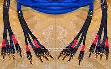 Sommer Cable QUADRA Blue Highend Cavo altoparlanti bi-amping - 2 x 5,0 M