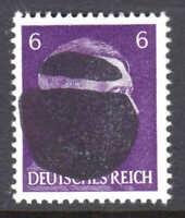 GERMANY 510 1944 SCHWÄRZUNGEN CHEMNITZ 23 BIII C OVPT SIGNED OG NH U/M VF