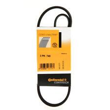 RENAULT CLIO 1.2 1.2 16V 98-04 Fan Drive Multi V Belt 3PK740