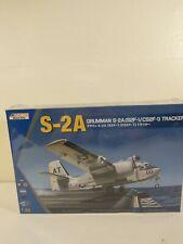 Kinetic Grumman S-2A (S2F-1/CS2F-1) Tracker 1:48 Model Kit