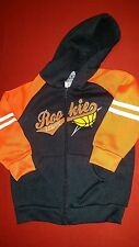 Rookie League NBA Basketball Hoodie Hooded Jacket Coat Baby/Toddler size 3T
