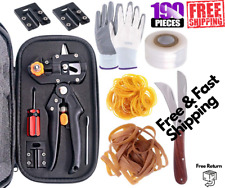 Naye Garden Grafting Pruner Tools And 2 In 1 Kit Professional For Plant Cutting